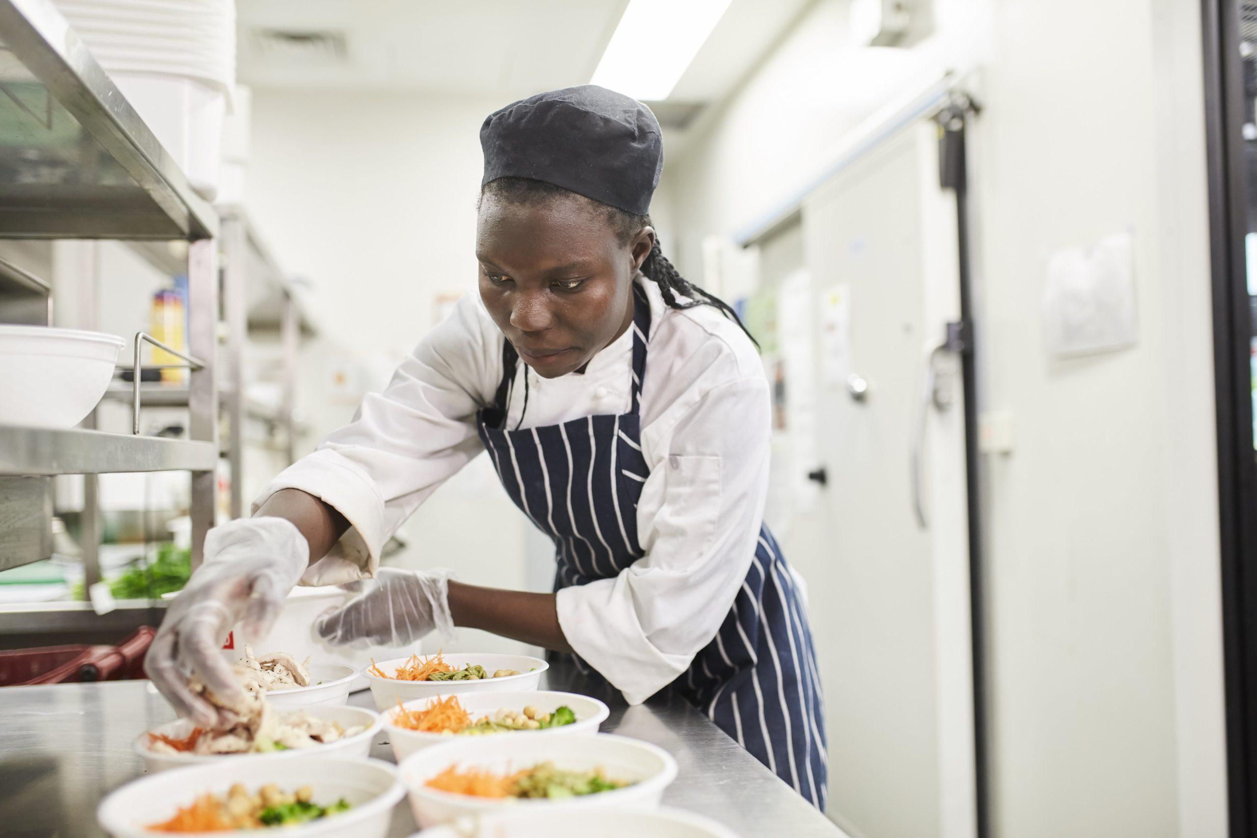 Grubhub's Commitment to Women Culinary Leaders