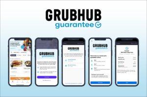 Grubhub Guarantee Corporate Blog Announcement