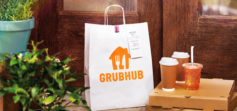 Grubhub delivery bag
