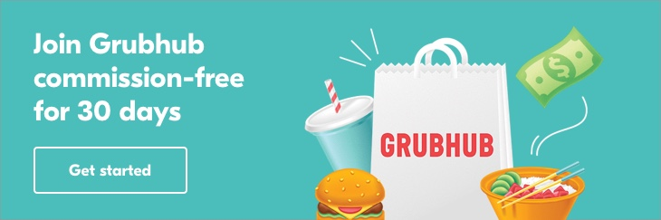 Join Grubhub Commission Free
