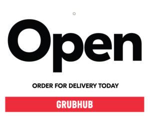 Grubhub marketing tool kit resource sign