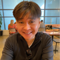 photo of Kevin Shin, owner of King Wangs