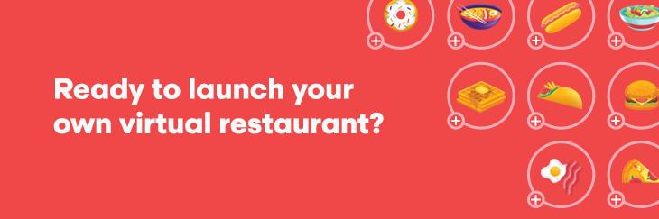 Virtual Restaurant checklist banner