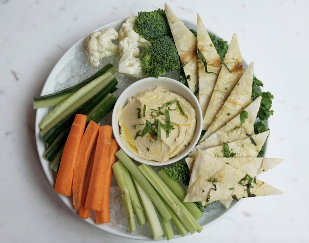 Crudites, Carrots, Celery