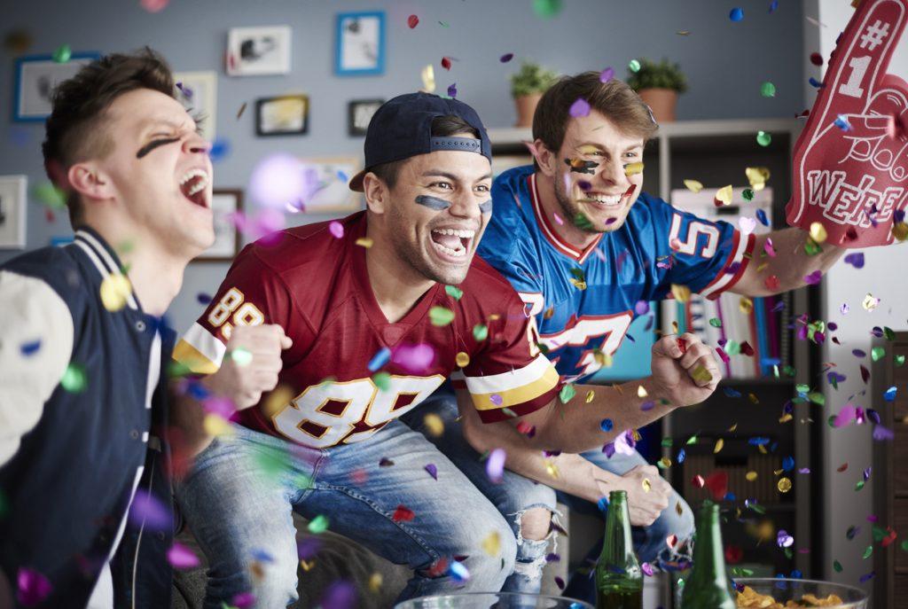 Sports, Fans
