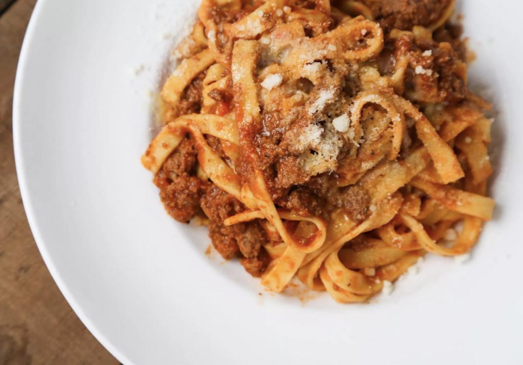 Pasta, Bolognese, Fettuccine