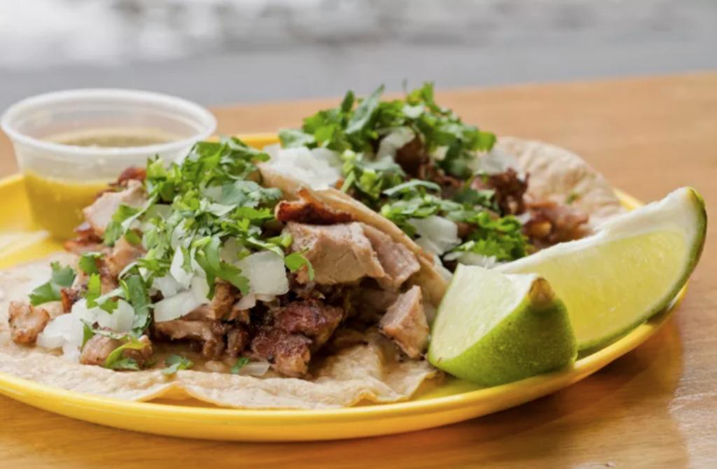 Tacos, Mexican Food