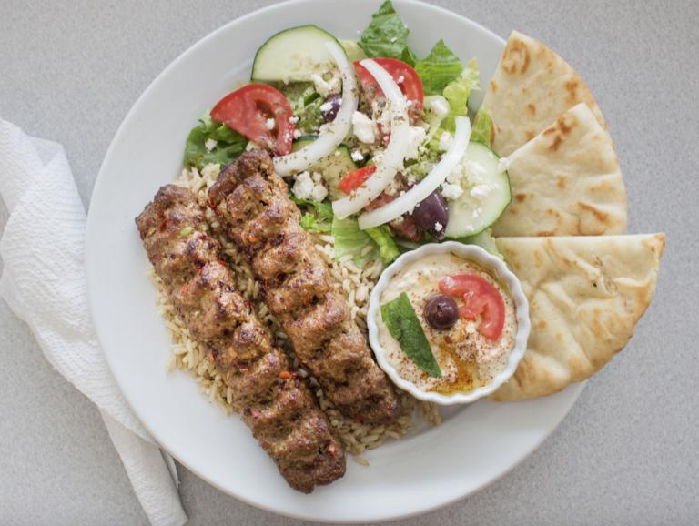 Kebab, Lamb Kebab