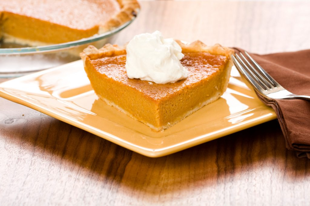 Pie, Sweet Potato