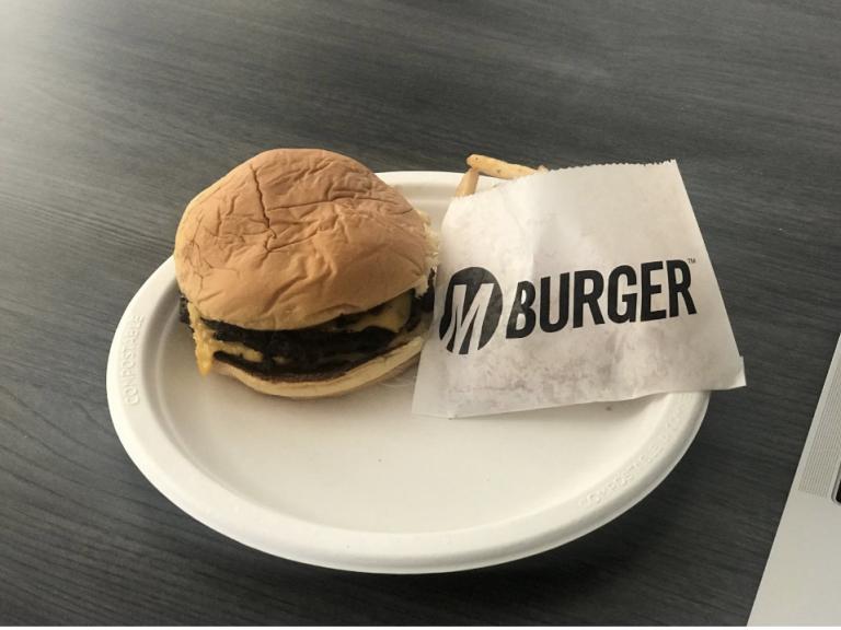 Burger, M Burger