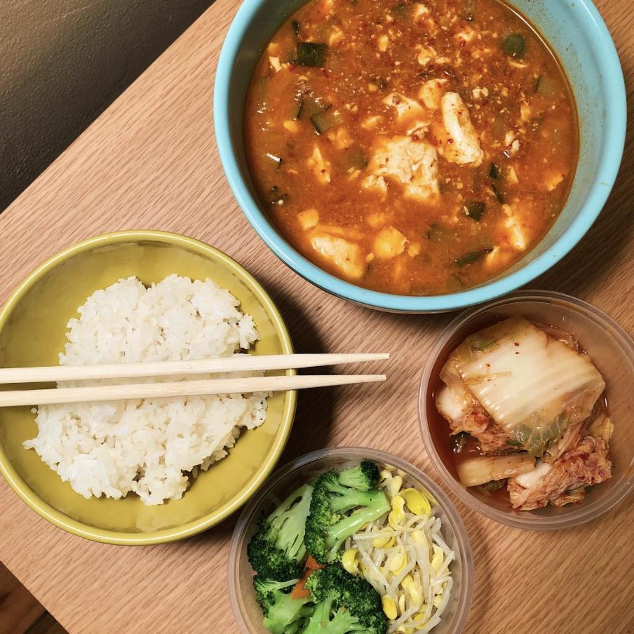 Korean, Kimchi