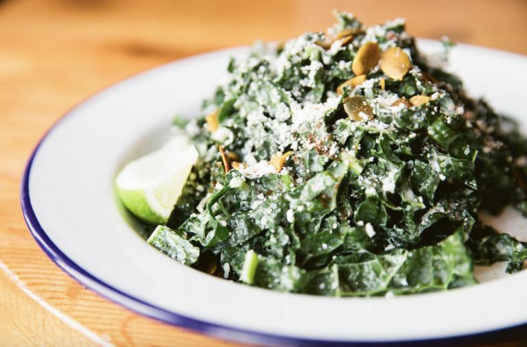 Kale, Salad