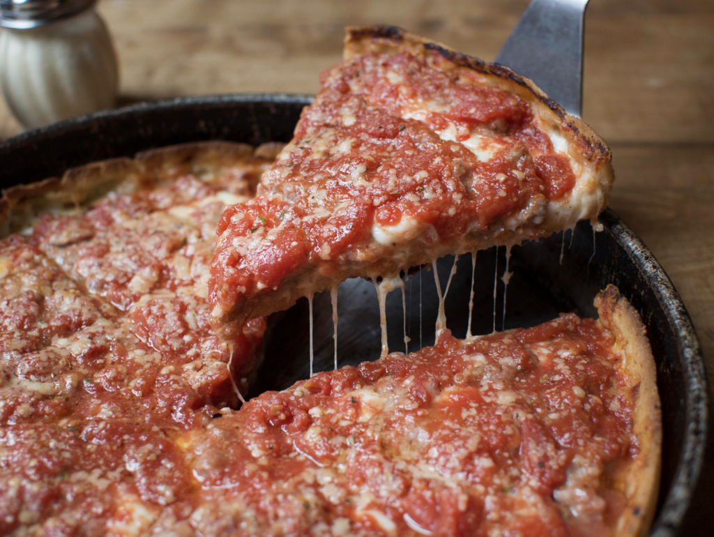 Lou Malnati's:  Get $5 off any order of $30+ from March 16-28 at all Arizona locations.
