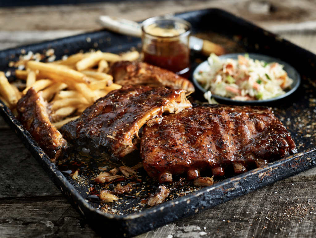 Ruby Tuesday: Free delivery on any order placed from April 4-7.